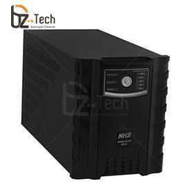 Nobreak NHS PDV 600 S Interactive Premium 600VA Bivolt - 1 Porta Serial RS232 e 2 Baterias 17Ah