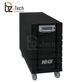 Nobreak NHS Senoidal FP 0.6 Laser Prime 3000VA Bivolt - 1 Porta Serial RS232 e 8 Baterias 7Ah com Módulo de 8 Baterias 17Ah