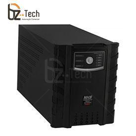 Nobreak NHS Senoidal FP 0.7 PDV 1500VA Bivolt - 4 Baterias 7Ah com Módulo de 8 Baterias 17Ah