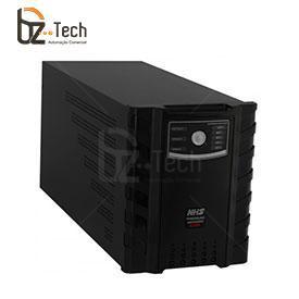 Nobreak NHS Senoidal FP 1 Premium Isolador Contato Seco 1000VA Bivolt - 4 Baterias 7Ah