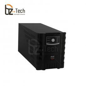 Nobreak NHS Senoidal FP 1 Premium Isolador 1000VA Bivolt - 1 Porta Engate e 4 Baterias 7Ah