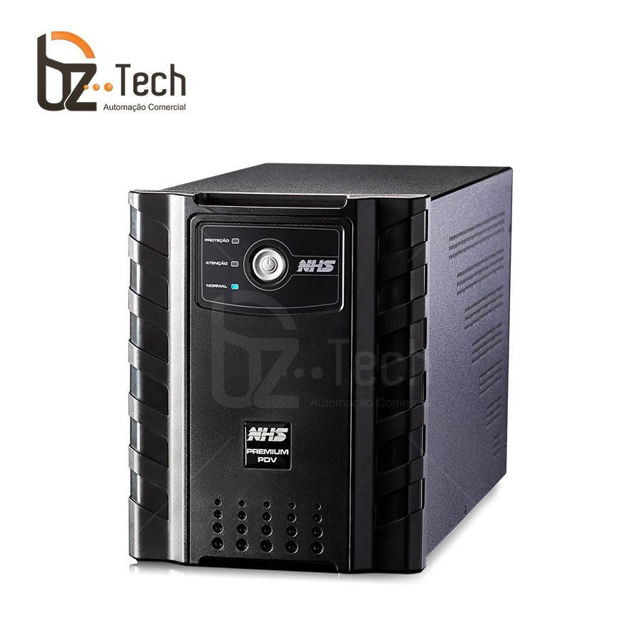 Nobreak Pdv 800s 8t Interactive Premium 800va Bivolt 3b17ah 110v