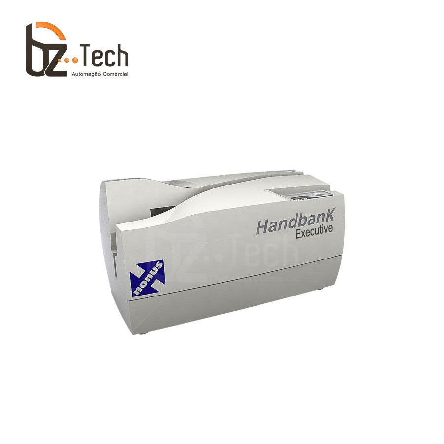 Nonus Leitor Boleto Cheque Handbank Executive 10