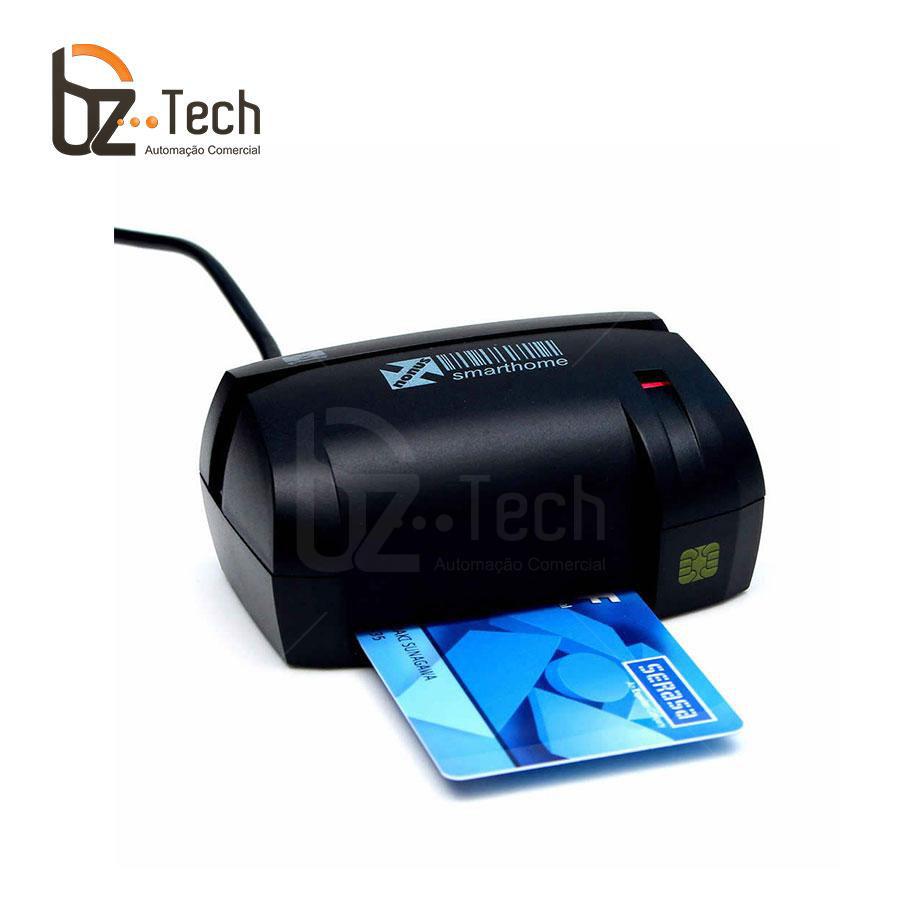 Nonus Leitor Cheque Gravador Smartcard Smarthome20