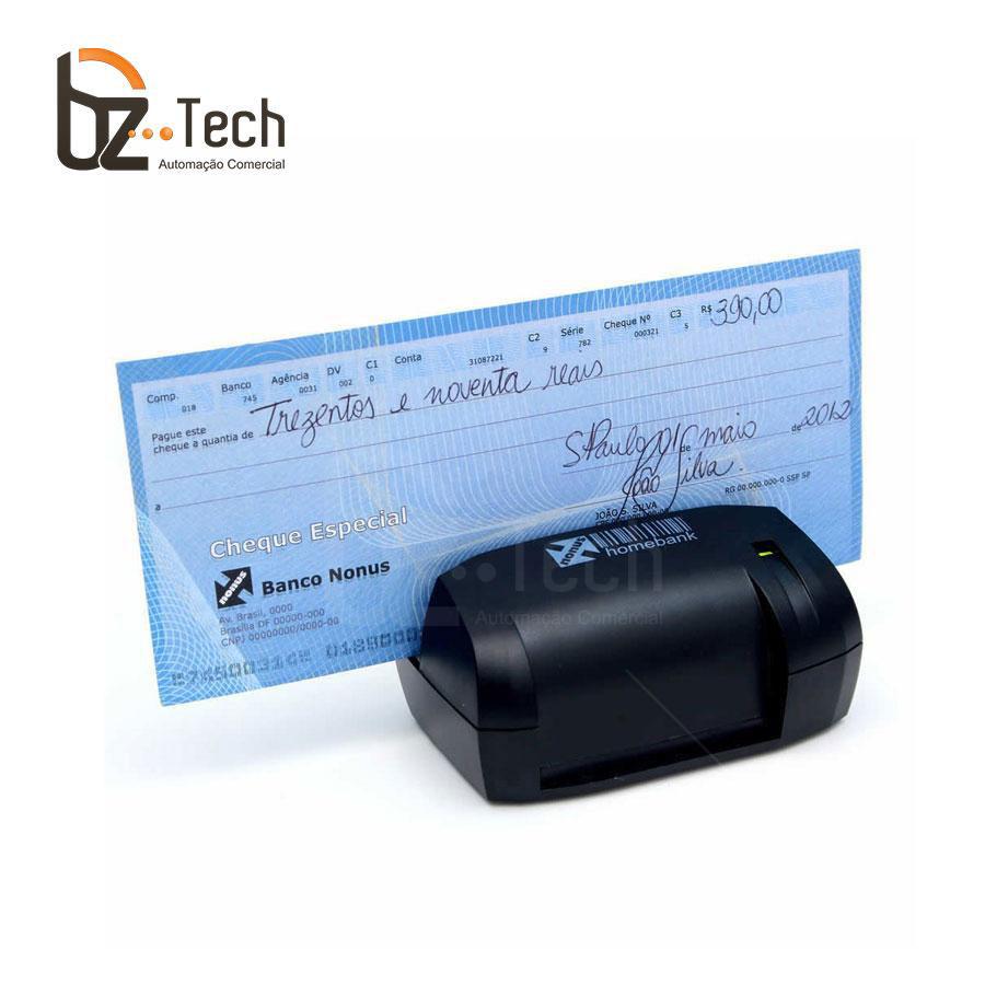Nonus Leitor Cheque Homebank 20 Ps2