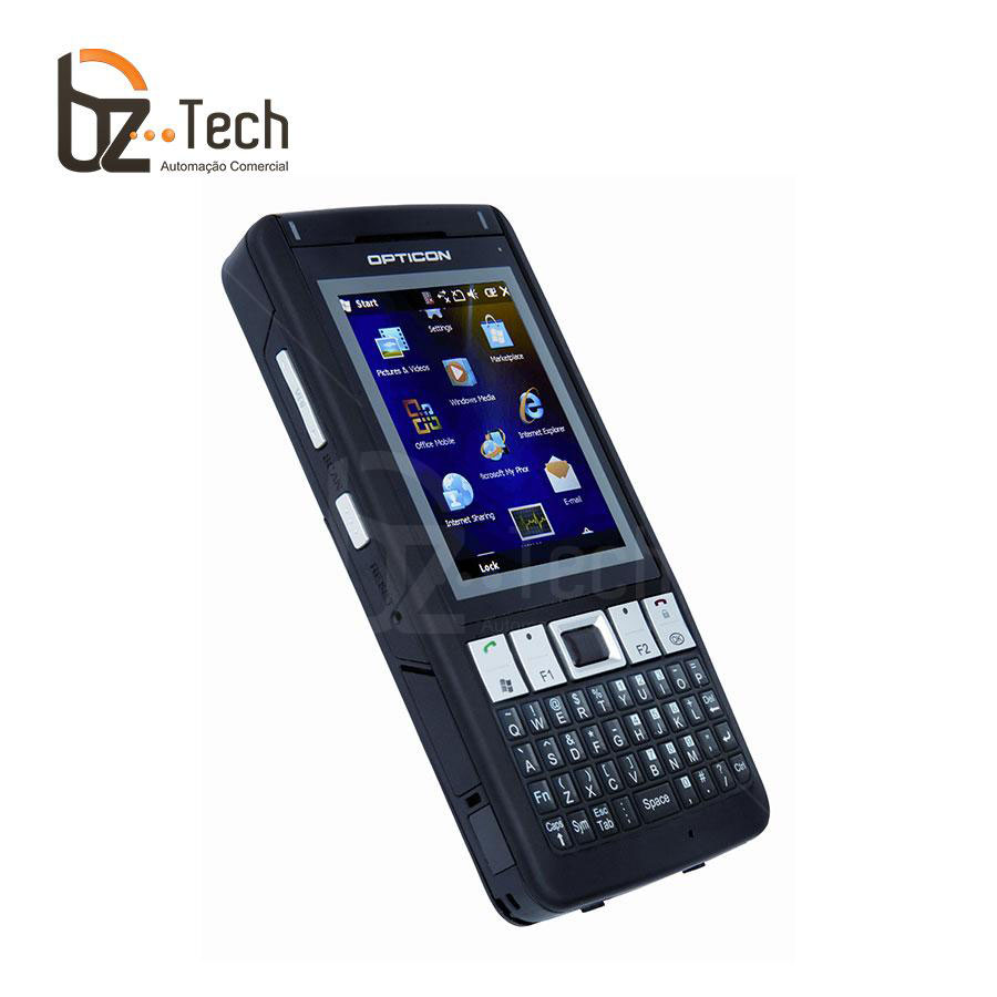 Foto Opticon Coletor Dados H21 Qwerty