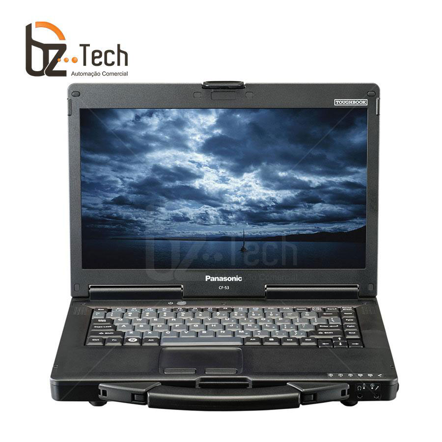 Foto Panasonic Notebook Toughbook 53