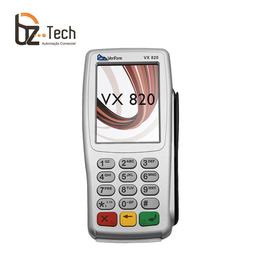 Pin Pad Verifone Vx 820