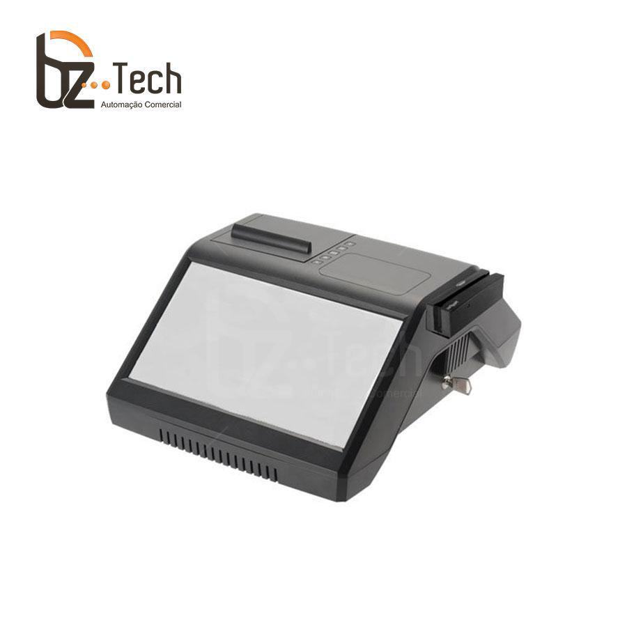 Foto Postech Computador All In One Touch Screen Pdv 10 Impressora
