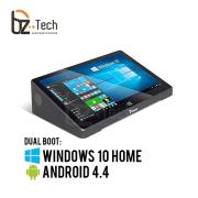 Computador All in One 8.9 Polegadas Touch Screen Tanca DT-900 - Intel Atom Z3736F 2.1GHz, 2GB, 32GB, Android 4.4 e Windows 10 Home