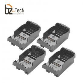 Zebra Adaptador Bateria Berco Mc3200 4 Unidades