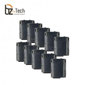 Foto Zebra Bateria Coletor Tc70 Tc75 10 Unidades