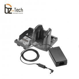 Berço Zebra para Coletor Symbol Motorola MC30, MC31 e MC32 - Com Fonte de Alimentação e Adaptador de Bateria