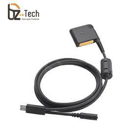 Cabo Zebra USB para Coletor Symbol Motorola MC95 - Carga e Comunicação