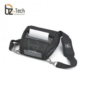 Foto Zebra Capa Impressora Zq520 Com Alca