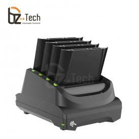 Zebra Carregador 4 Baterias Tc21 Tc26