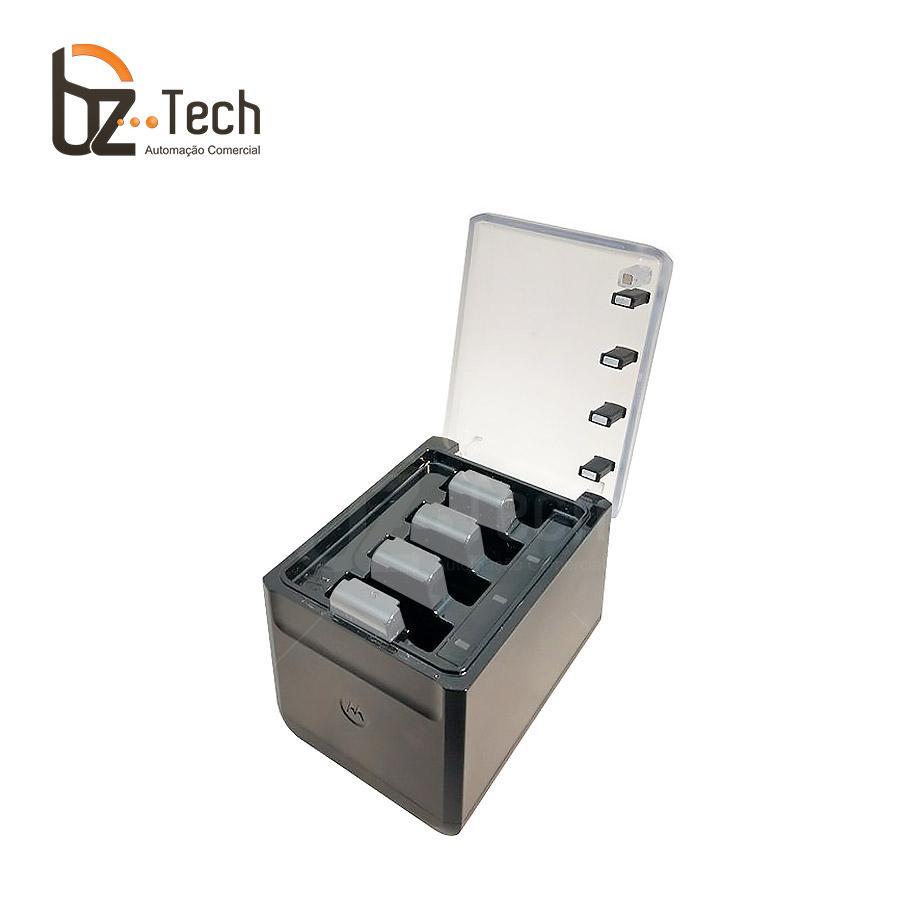 Zebra Carregador Bateria Mc45 4 Posicoes