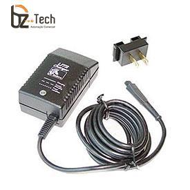Carregador de Bateria Zebra para Impressora Portátil QLn220, QLn320, QLn420, ZQ510 e ZQ520 - Padrão US