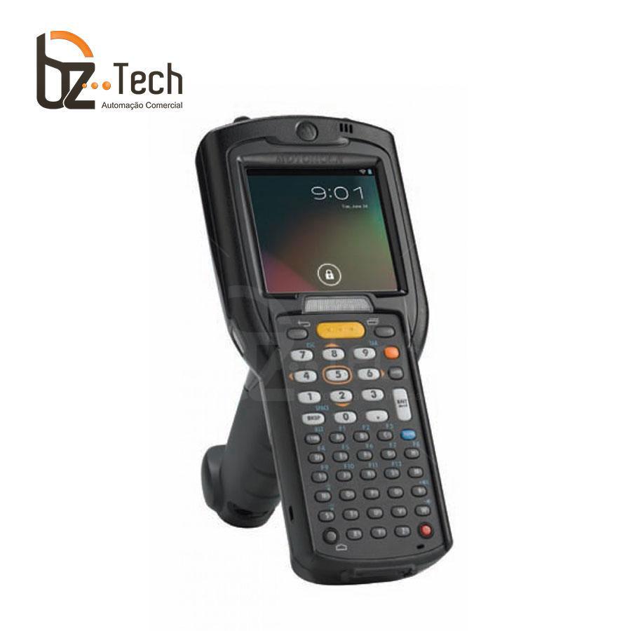 Zebra Coletor Dados Mc3200 2d Android Gun