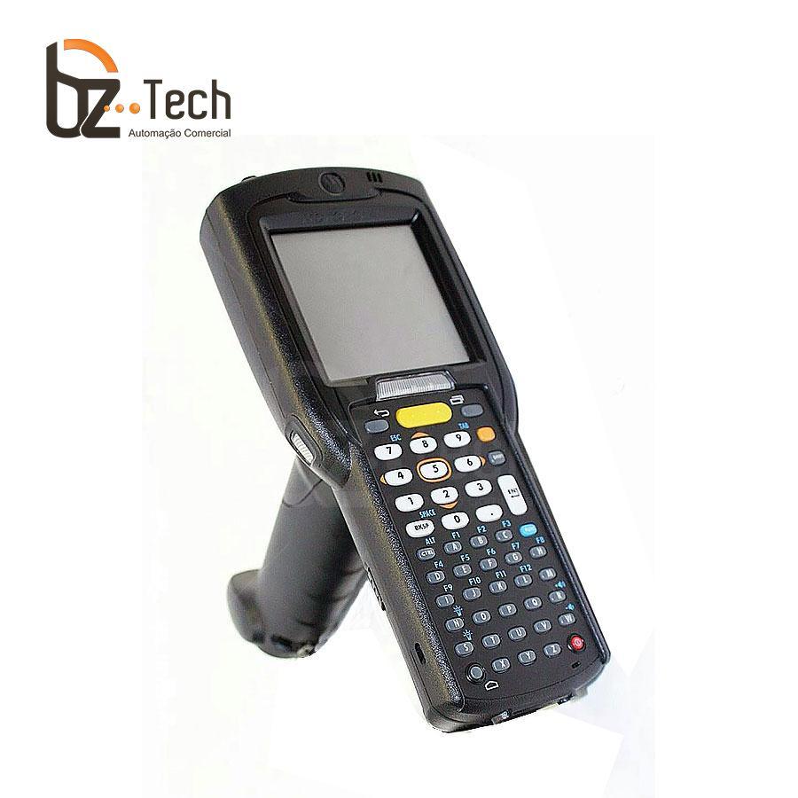 Zebra Coletor Dados Mc3200 Android Gun