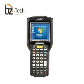 Coletor de Dados Zebra MC3200 2D QR Code - Windows CE 7.0 Pro - Shooter (Symbol/Motorola)