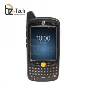 Coletor de Dados Zebra MC65 2D QR Code - 3.5 Polegadas, Qwerty, Wi-Fi, Bluetooth, Windows Embedded Handheld 6.5 Pro