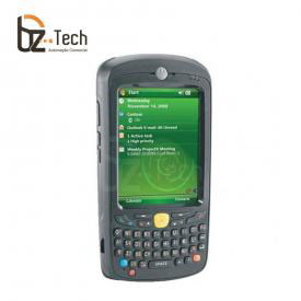 Coletor de Dados Zebra MC67 2D QR Code - Touch 3.5 Polegadas, Qwerty, Wi-Fi, Bluetooth, Windows Embedded Handheld 6.5 Pro