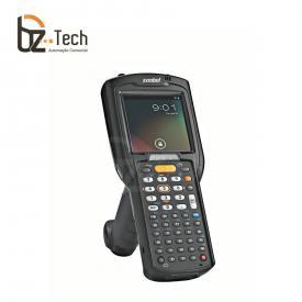 Coletor de Dados Zebra MC9190g Imager 2D QR Code Longa Distância - 3.7 Polegadas, Alfanumérico, Wi-Fi, Bluetooth, Windows Mobile 6.5 - Gun (Symbol/Motorola)