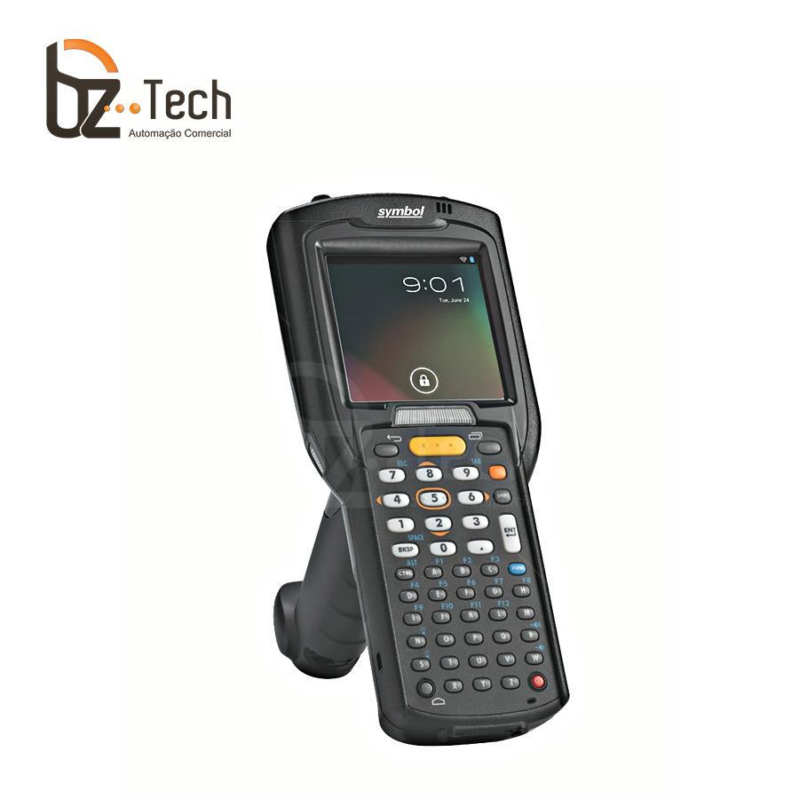 Zebra Coletor Dados Mc9190g Imager 2d Qr Code Longa Distancia