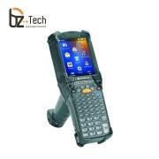 Coletor de Dados Zebra MC9190g Longa Distância - 3.7 Polegadas, Alfanumérico, Wi-Fi, Bluetooth, Windows Mobile CE 6.0 - Pistola Gun (Symbol/Motorola)