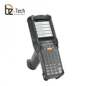 Coletor de Dados Zebra MC9200 Imager 2D QR Code Longa Distância - 3.7 Polegadas, Alfanumérico. Wi-Fi, Bluetooth, Windows CE 7.0 (Symbol/Motorola)