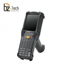 Coletor de Dados Zebra MC9200 Imager 2D QR Code Longa Distância - 3.7 Polegadas, Alfanumérico. Wi-Fi, Bluetooth, Windows Embedded Handheld 6.5 (Symbol/Motorola)