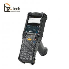 Coletor de Dados Zebra MC9200 Imager 2D QR Code - 3.7 Polegadas, Alfanumérico. Wi-Fi, Bluetooth, Windows CE 7.0 (Symbol/Motorola)