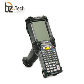 Coletor de Dados Zebra MC9200 Longa Distância - 3.7 Polegadas, Alfanumérico. Wi-Fi, Bluetooth, Windows CE 7.0 (Symbol/Motorola)