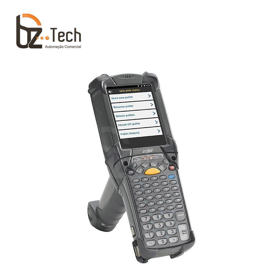 Zebra Coletor Dados Mc9200 Android Alfanumerico Longa Distancia