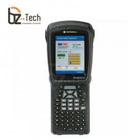 Coletor de Dados Zebra Workabout Pro 4 Long - Touch 3.4 Polegadas, Qwerty, Wi-Fi, Bluetooth, Windows CE 6.0 - Brick (Symbol/Motorola)