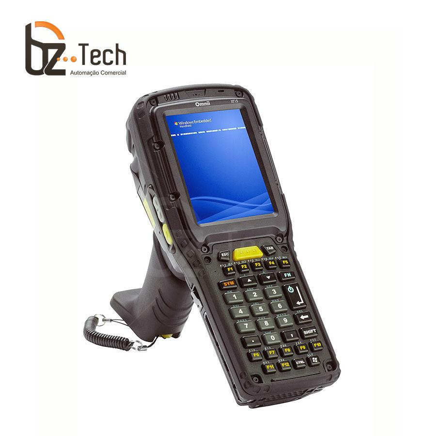 Zebra Coletor Dados Xt15 Windows Embedded Gun 2d