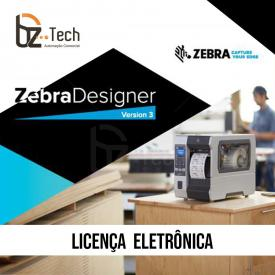 Zebra Designer V3