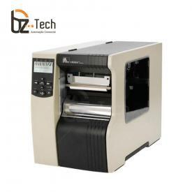 Foto Zebra Impressora Etiquetas 140xi4 203dpi Ethernet