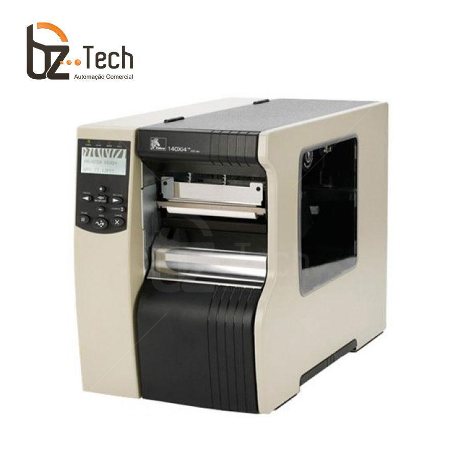 Zebra Impressora Etiquetas 140xi4 203dpi Ethernet