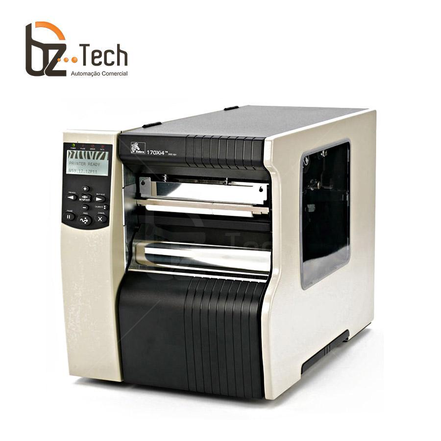 Zebra Impressora Etiquetas 170xi4 300dpi Ethernet