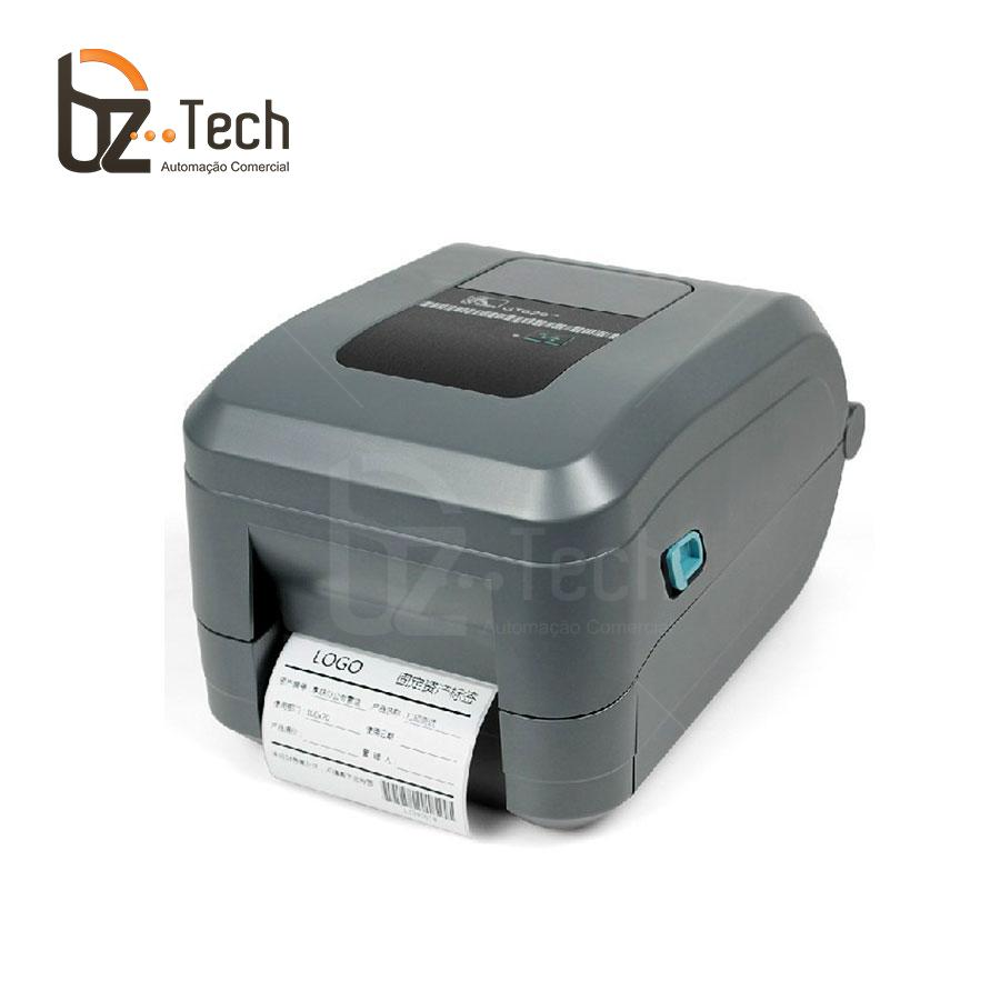 Zebra Impressora Etiquetas Gt800t 203dpi Ethernet