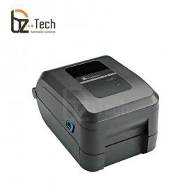 Zebra Impressora Etiquetas Gt800t 203dpi