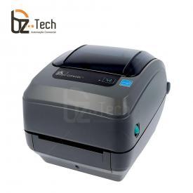 Zebra Impressora Etiquetas Gx420t 203dpi Ethernet Lado