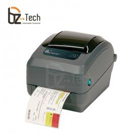 Impressora de Etiquetas Zebra GX430t 300dpi - Ethernet (ZebraNet)