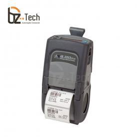 Foto Zebra Impressora Etiquetas Portatil Ql220 203dpi Bluetooth