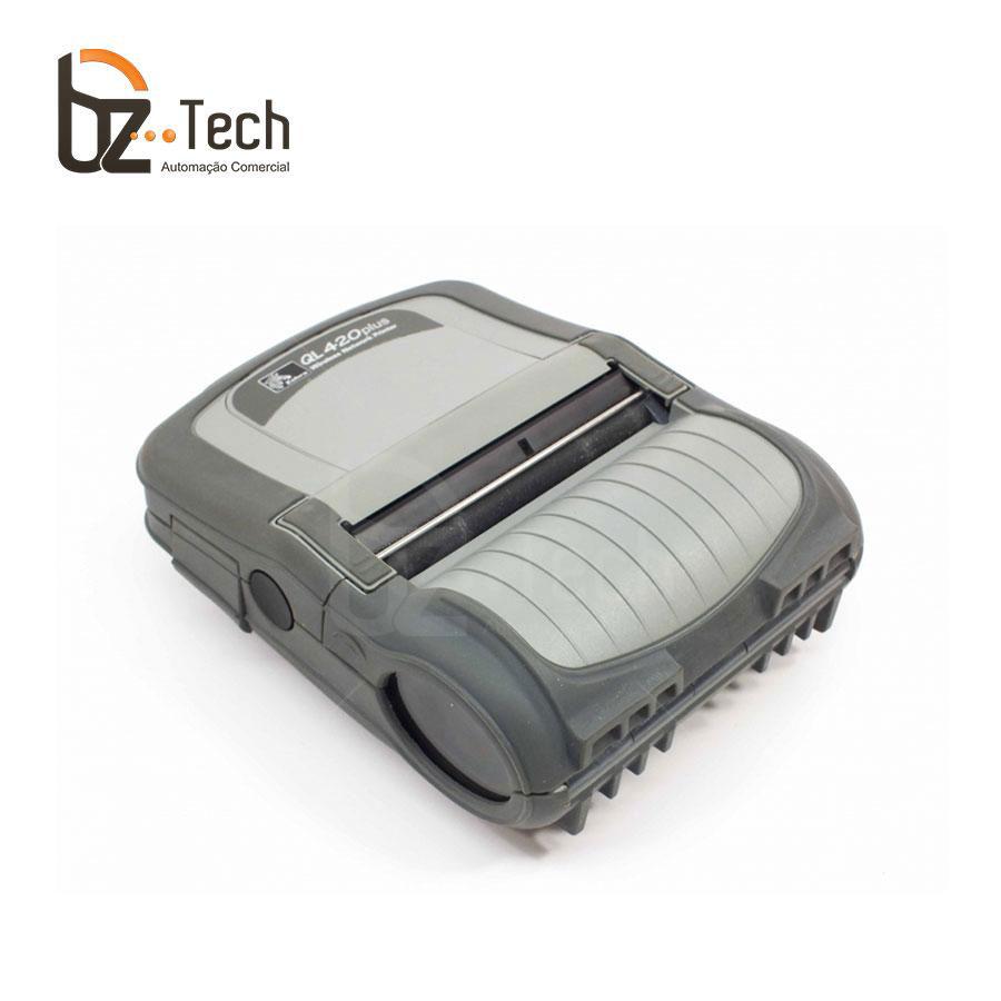 Foto Zebra Impressora Etiquetas Portatil Ql420 203dpi