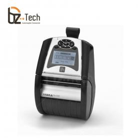 Foto Zebra Impressora Etiquetas Portatil Qln320 203dpi Bluetooth Wifi