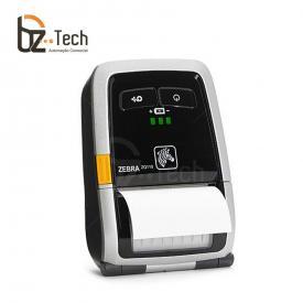 Foto Zebra Impressora Etiquetas Portatil Zq110 203dpi Bluetooth