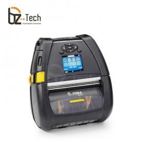 Zebra Impressora Etiquetas Portatil Zq630 Bluetooth